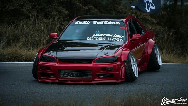 JDM, Stance, Nissan Wallpapers HD / Desktop and Mobile Backgrounds