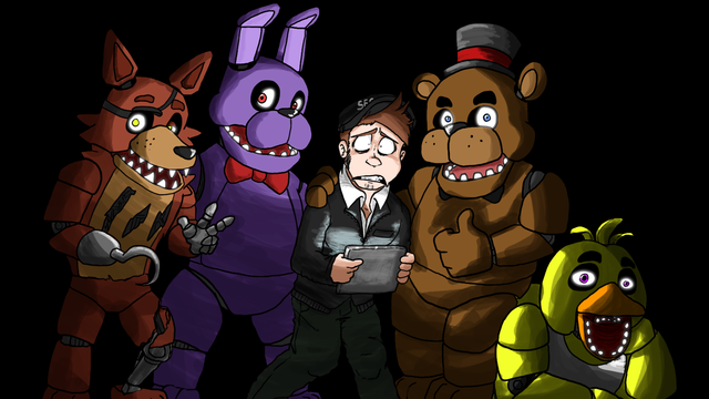 Five Nights at Freddys [Chica] by Wolfdomo on DeviantArt