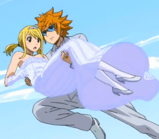 Fairy Tail Leo And Lucy | www.pixshark.com - Images ...