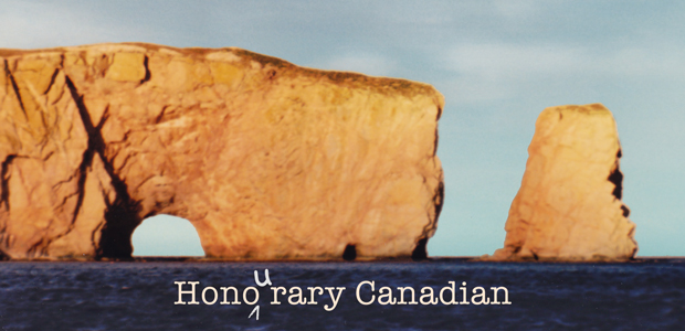 Honourary Canadian: Seeing Canada from Away