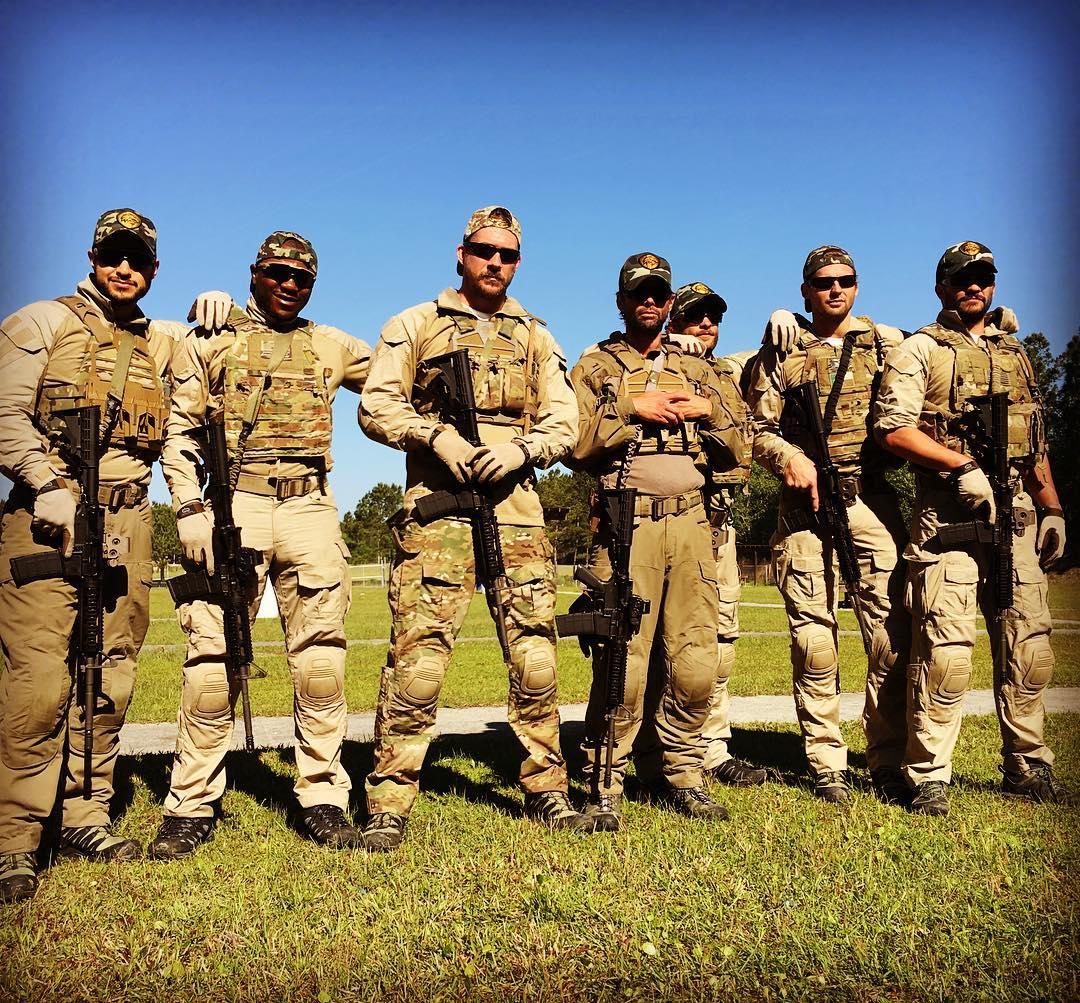 Seal team serie