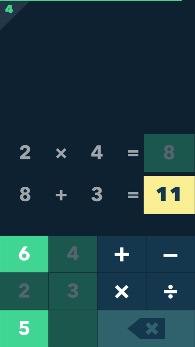 Num Insanely Hard Math Game For Ios 9to5mac