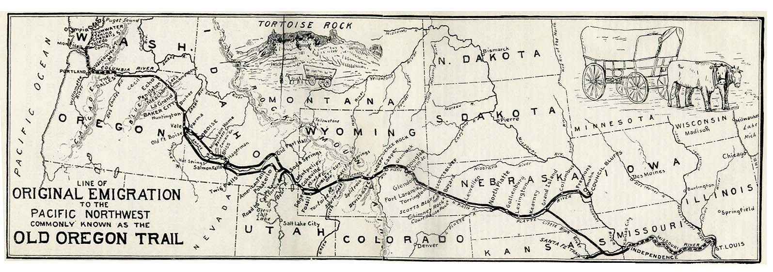 The Oregon Project Tumblr - Tumblr us map