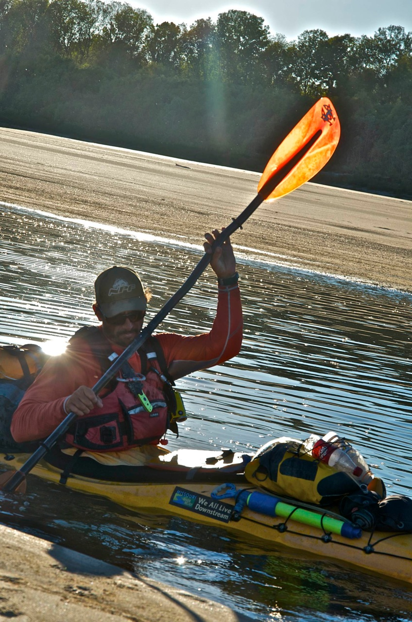 Mark Kalch - paddler, storyteller