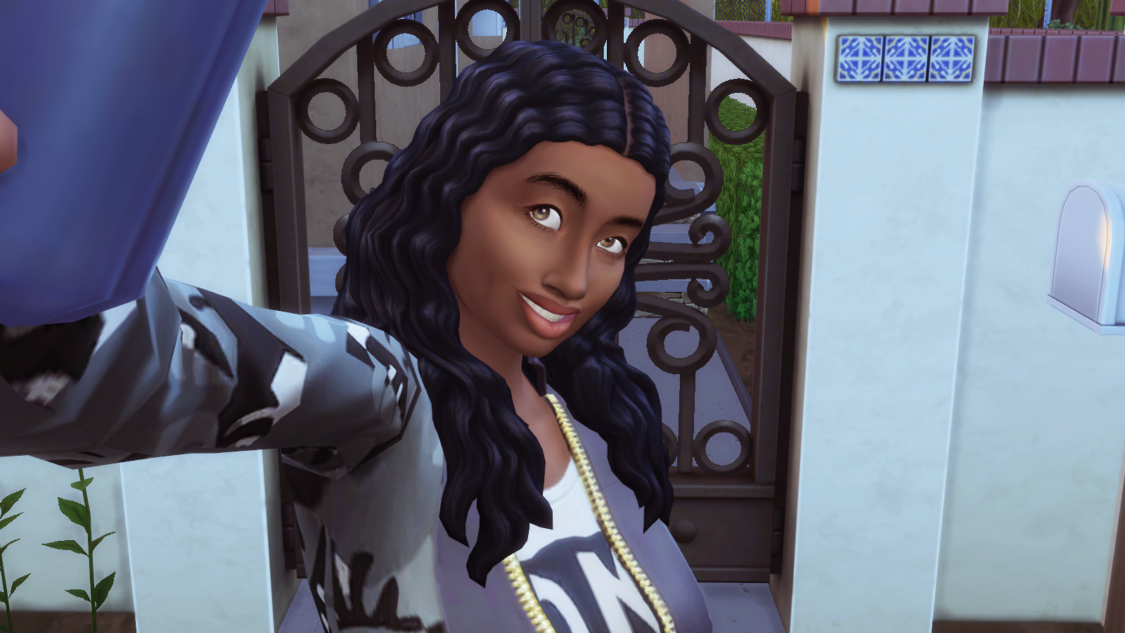 My Sims Love Affair — The next thing I know…I'm in front of