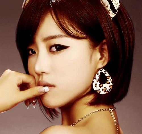 Ham Eun Jung Sexy