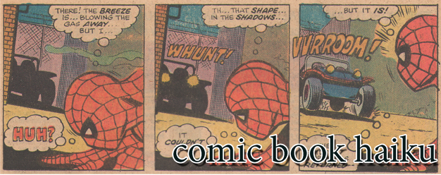Comic Book Haiku