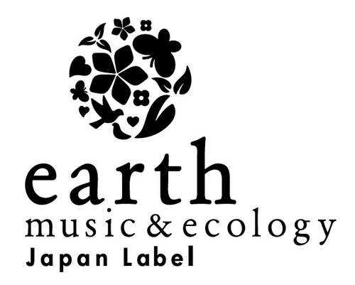earth music & ecology Japan Label