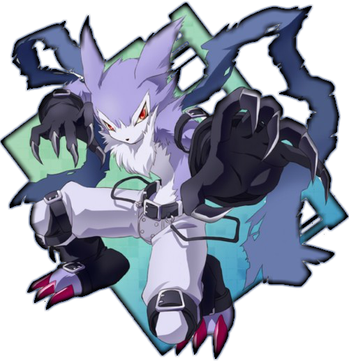 Digimon: Rise of the Demon Lords Strabimon