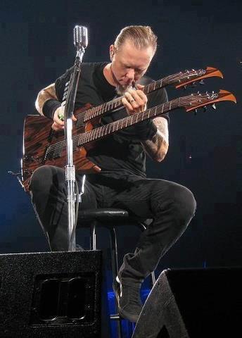 Macassar ebony guitar