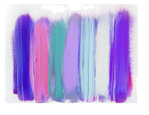 No Brush Strokes Paint Finish