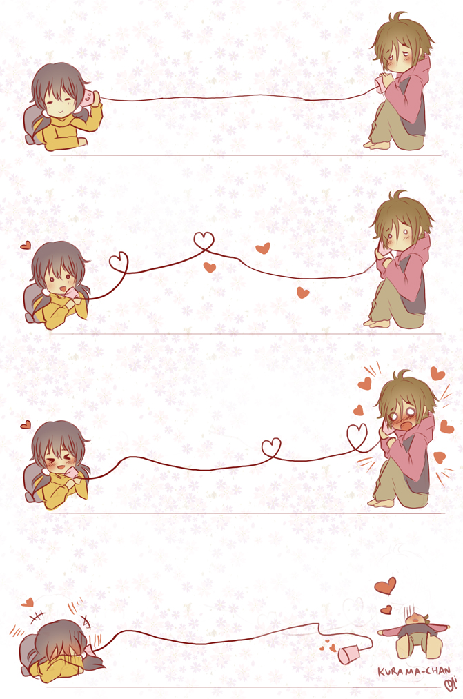 Market love story