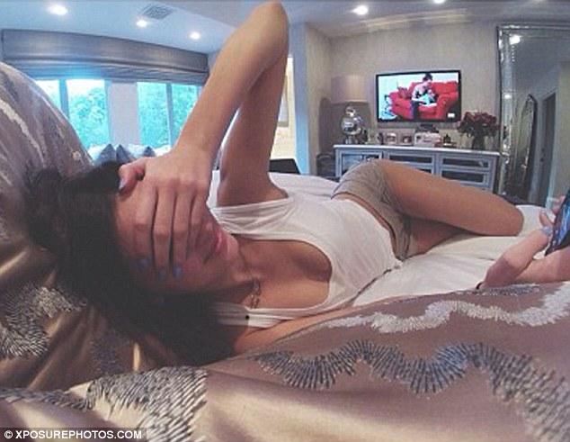 Kendall jenner instagram bikini