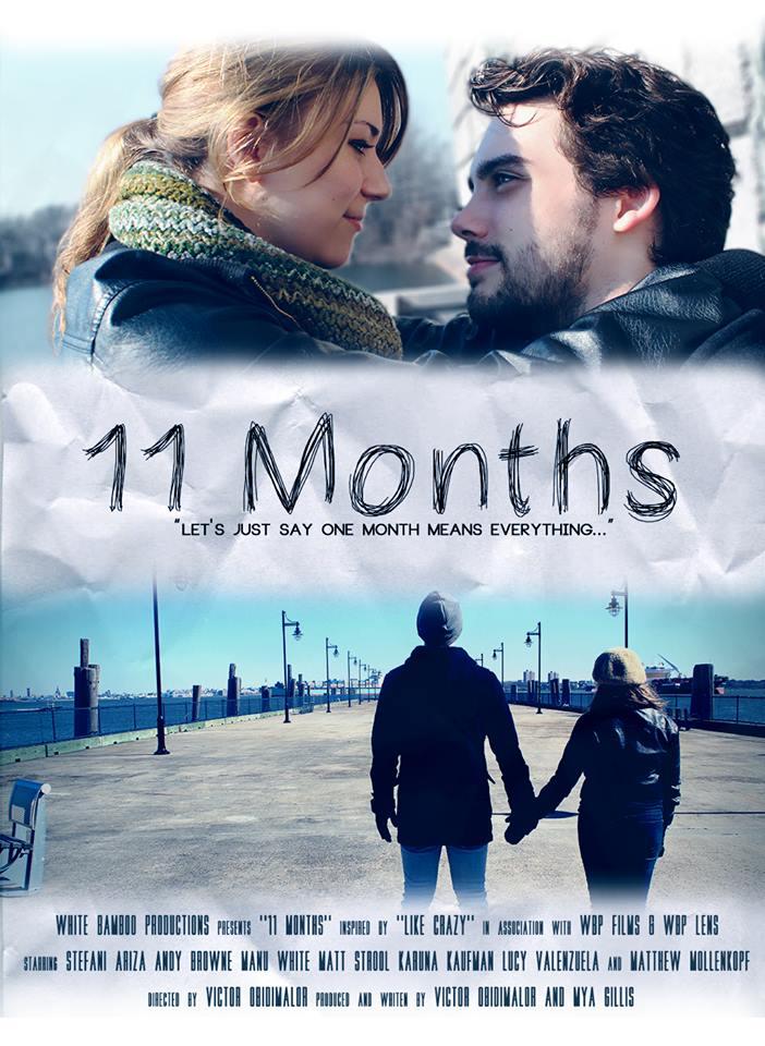 Long distance relationship film