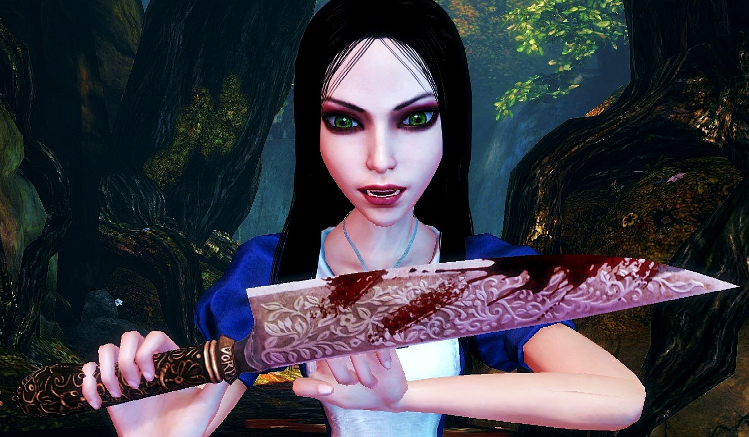 Alice madness returns erotic nakedс‹ porncraft gallery