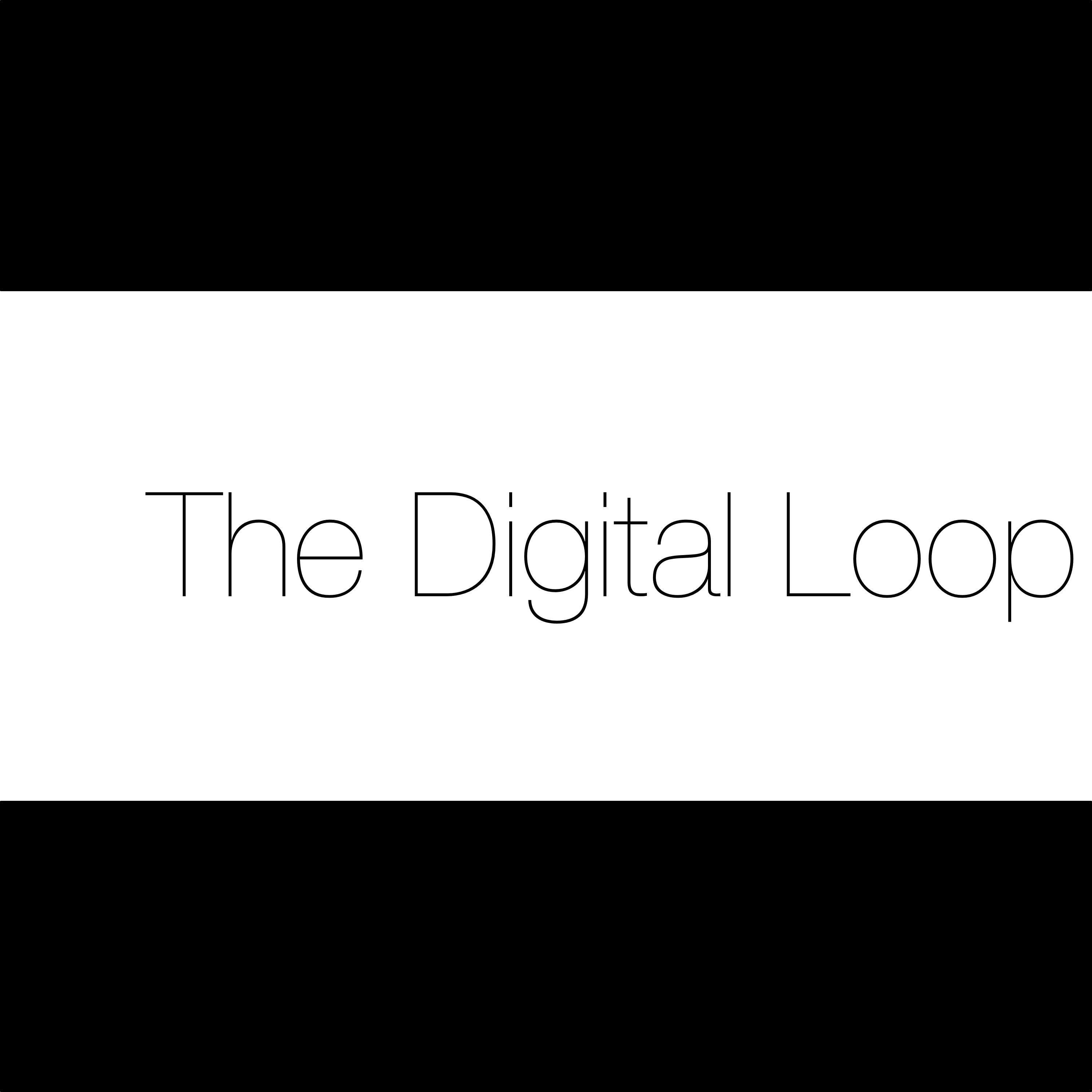The Digital Loop, Season 1, Episode 1.Ho...