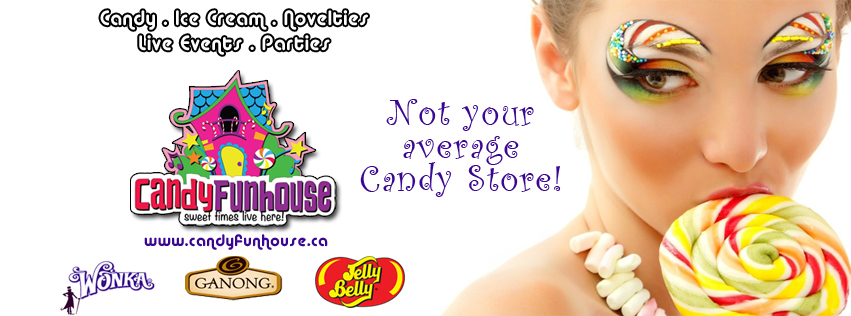 Candy Funhouse, Looking for a Magical Place to take some ...