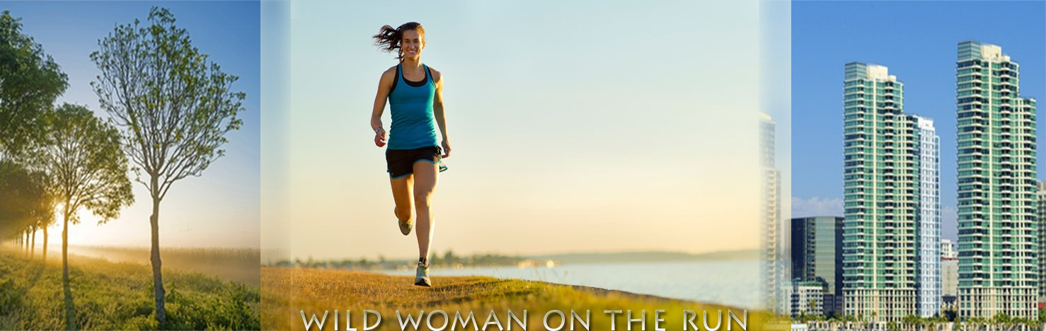 Wild Woman On The Run