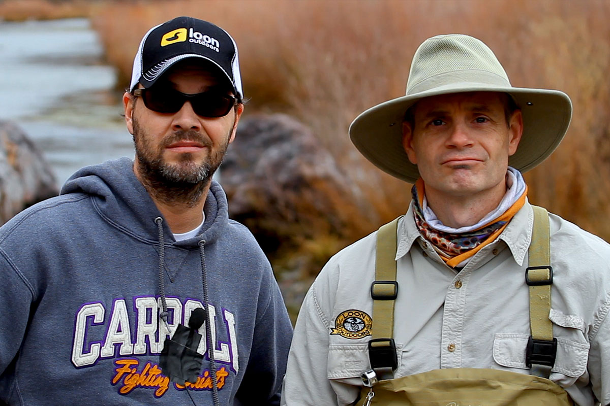 Hank Patterson Your Fly Fishing Guide