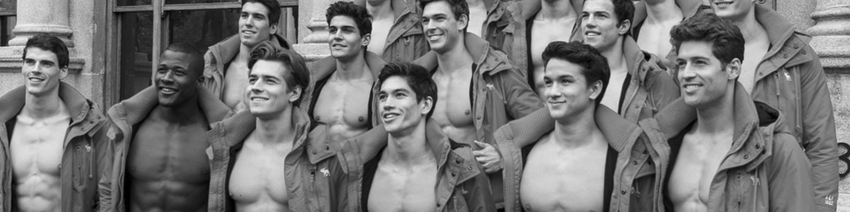 Abercrombie & Fitch Tumblr