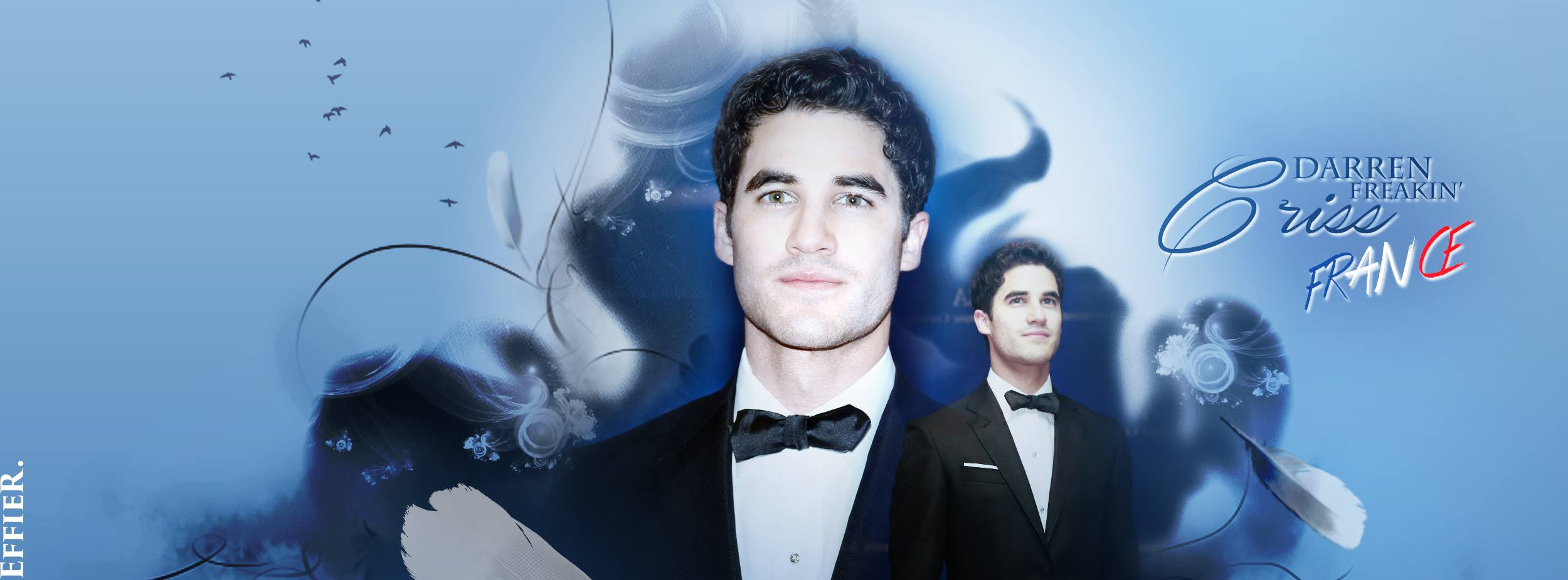 Darren Freakin' Criss France