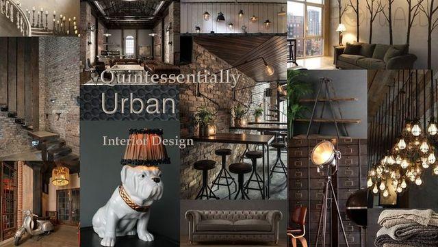 urban interior design | tumblr