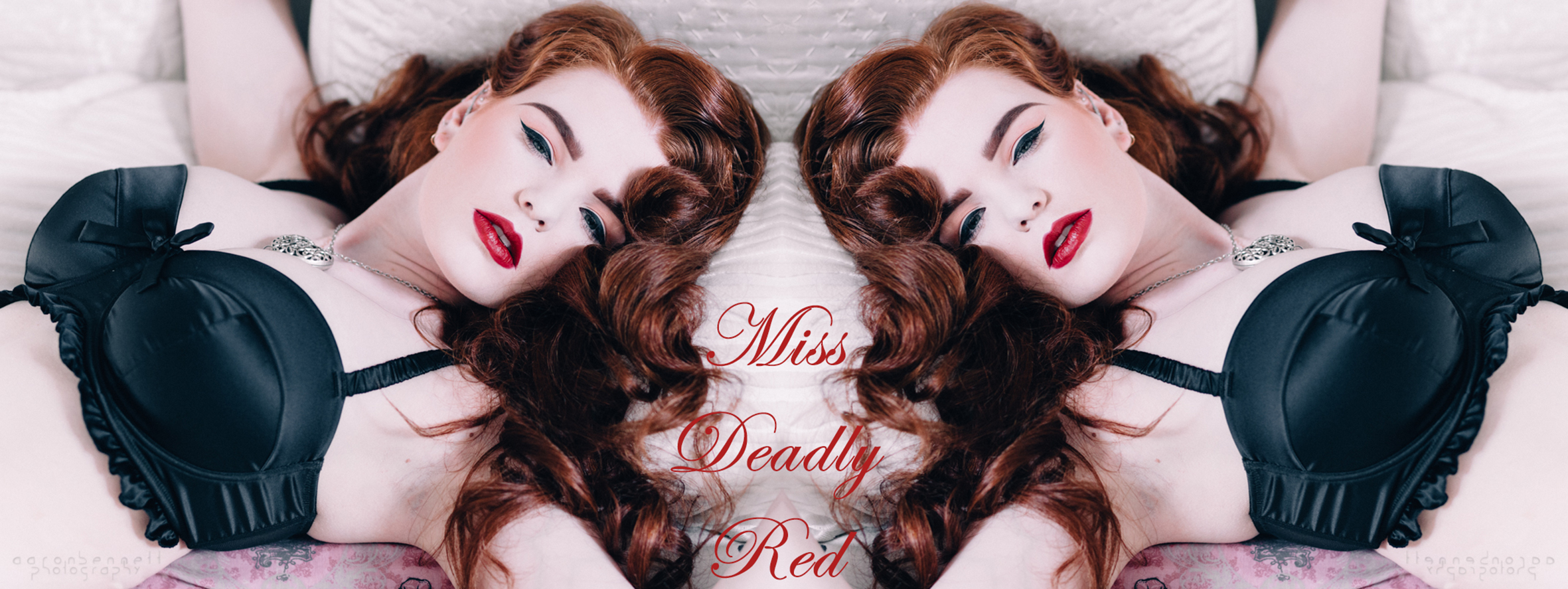 A Day In The Life Of Miss Deadly Red....