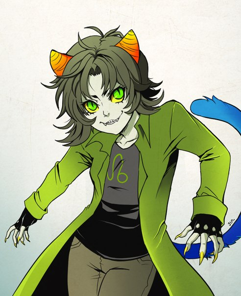 How Long Is Nepetas Hair From Homestuck Yahoo Answers