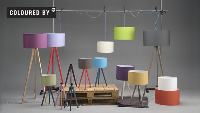 coloured by blog. Black Bedroom Furniture Sets. Home Design Ideas