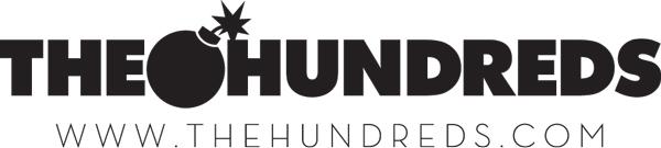 the hundreds � �chrome bar logo� from the hundreds