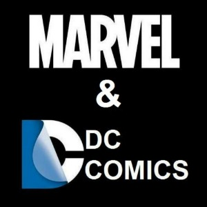 Marvel and DC comics blog