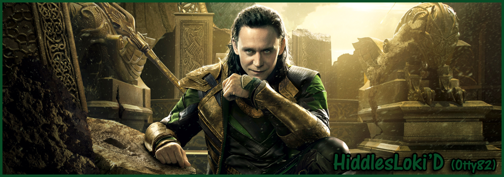 Hiddles Loki'D