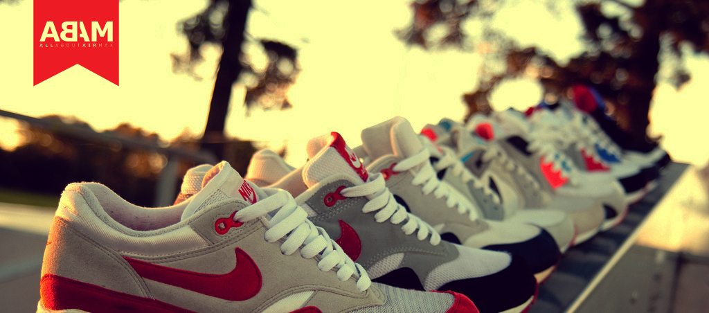ALL ABOUT AIR MAX