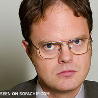 dwight schrute resume
