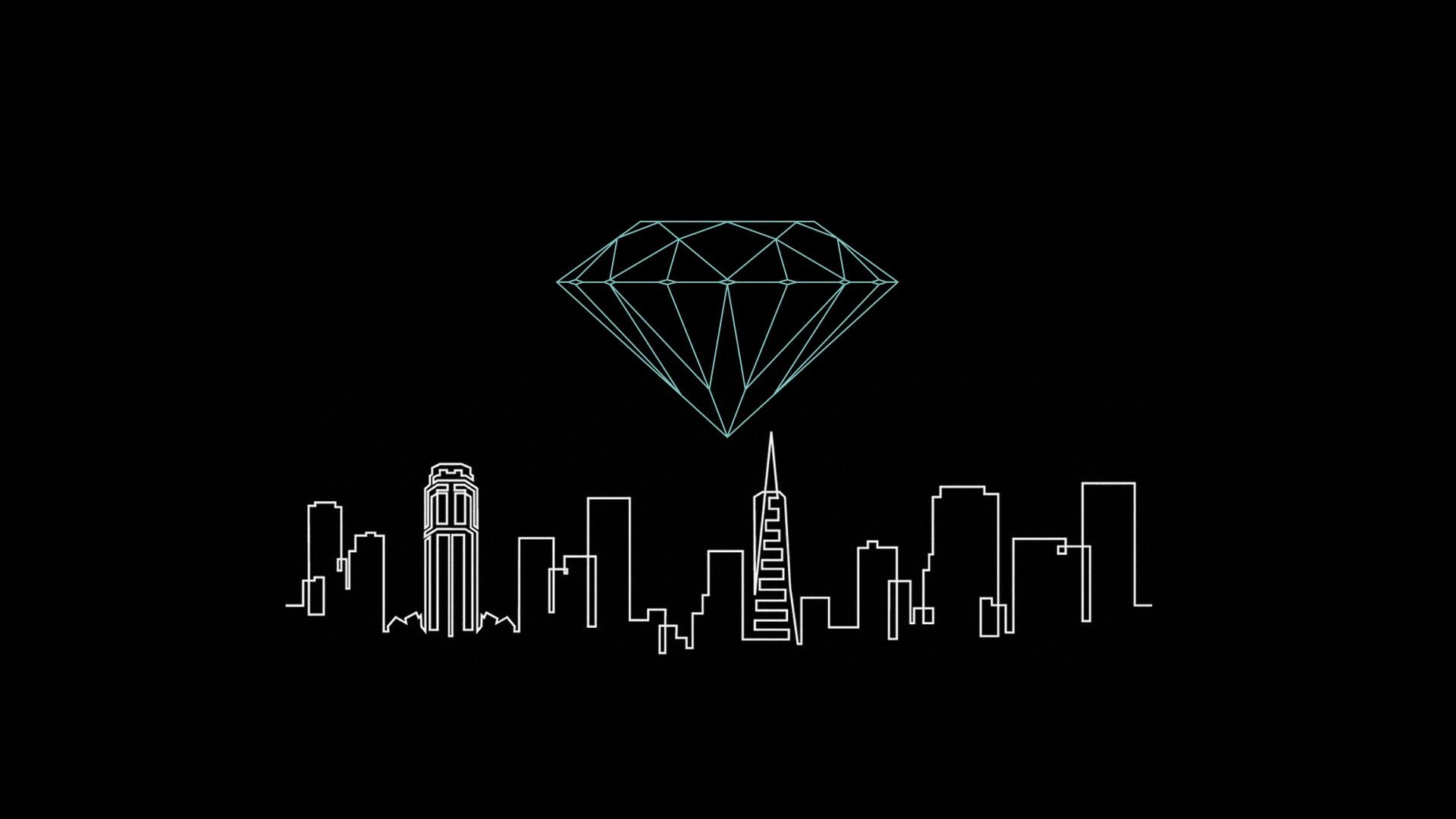 diamond wallpaper tumblr |Diamond Supply Co Tumblr Layouts