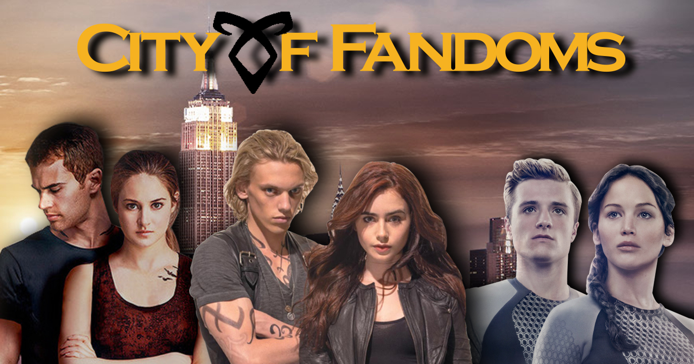City Of Fandoms