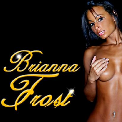 Brianna Frost Shower Dildo 32