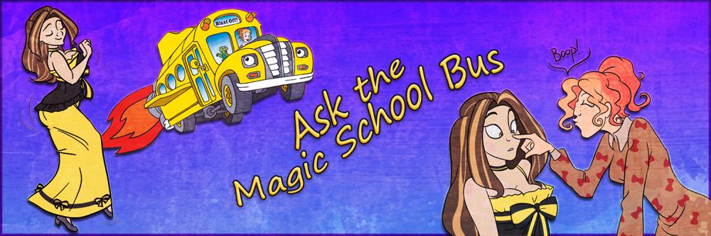 Magic School Bus Png Love The Magic School Bus