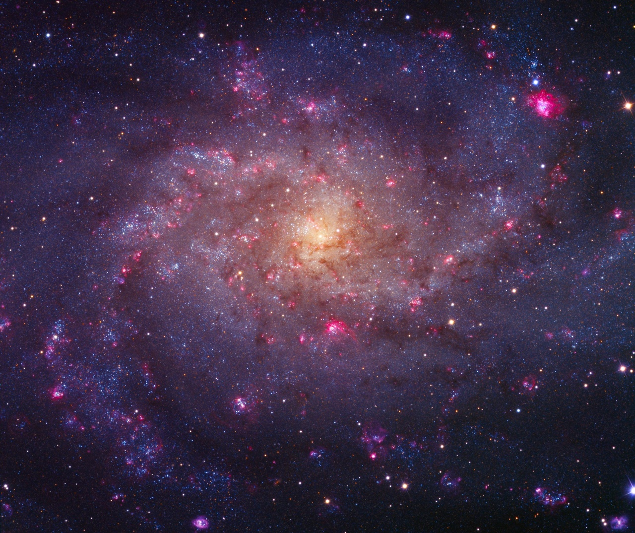Greetings i am Triangulum Galaxy  pleased to meet you  don t let my    Galaxy Pictures Tumblr Hd