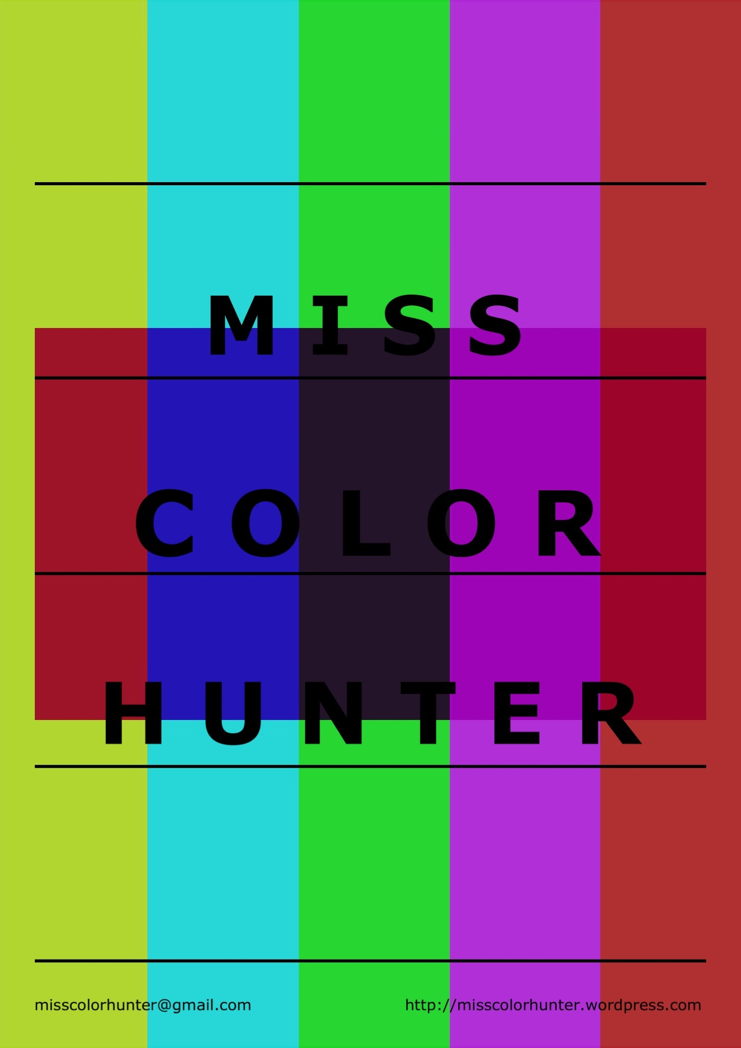 Miss Color Hunter