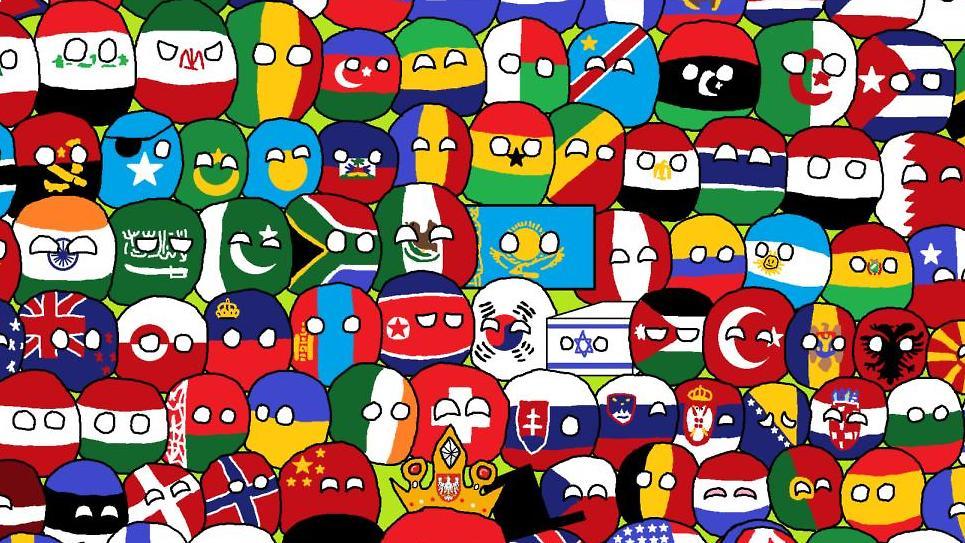 Прикольные картинки про страны мира, для открыток