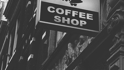 Coffee Shop Tumblr