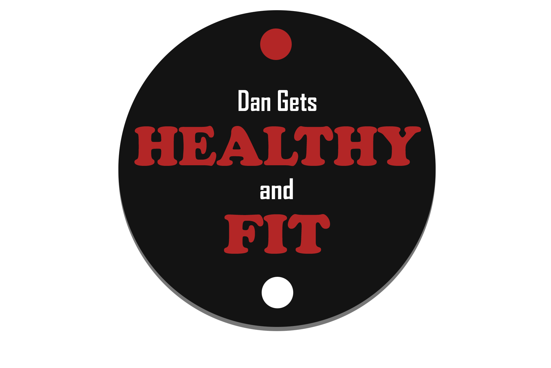 Dan gets healthy & fit