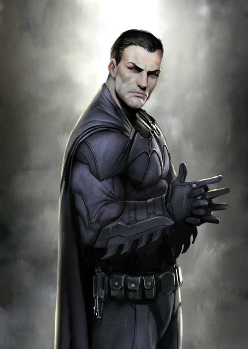 gothams knight