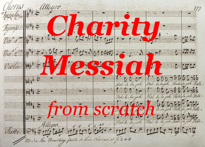 Charity Messiah Mickleover