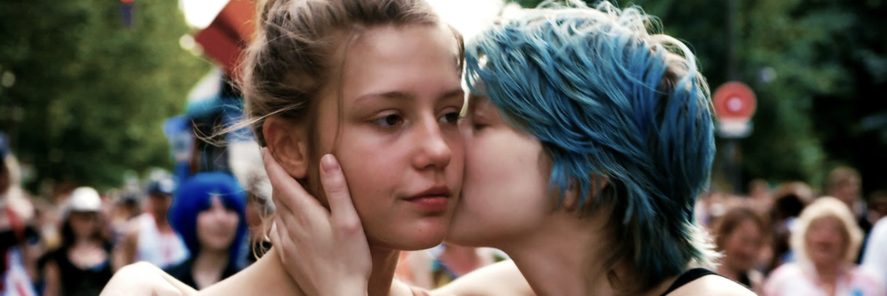Blue is the warmest color sex scenes your sooo