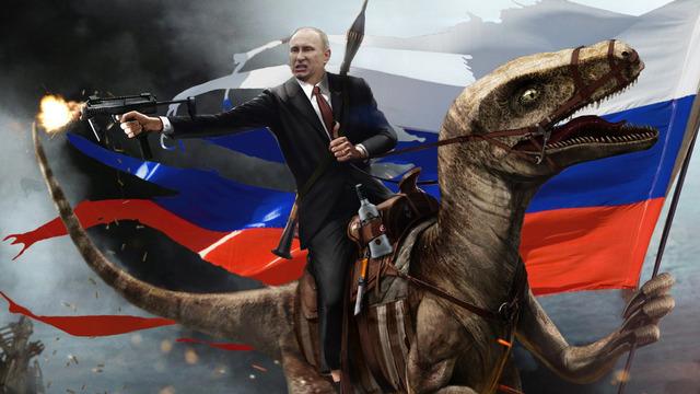 Putin Being A Badass