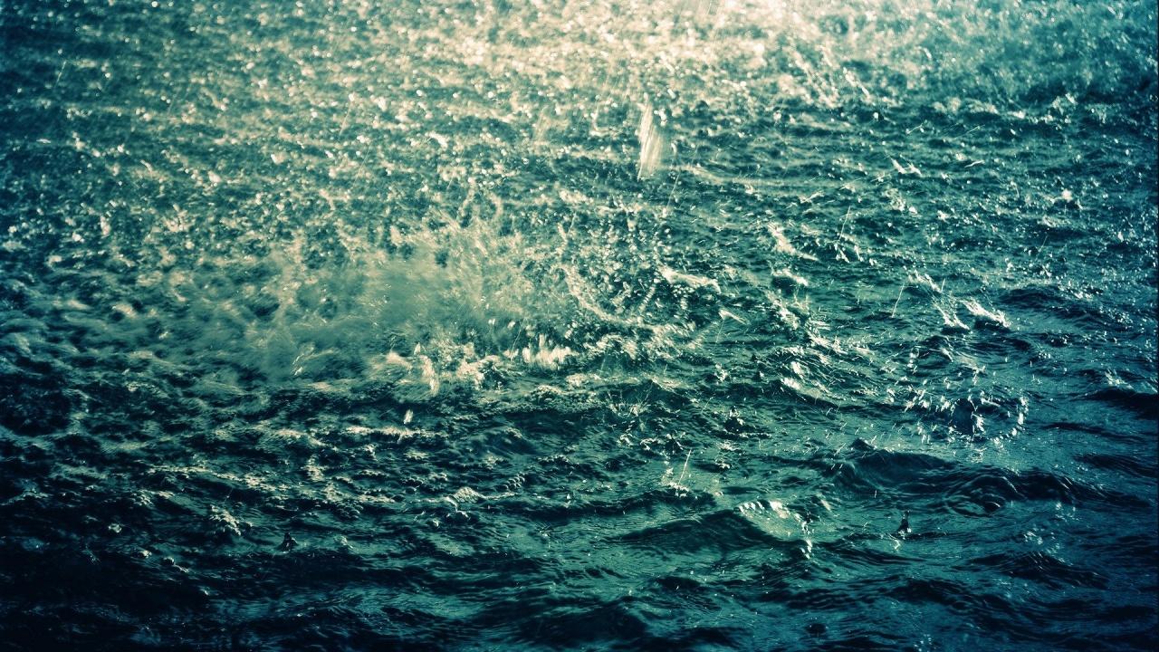 Oceanic Rainstorm