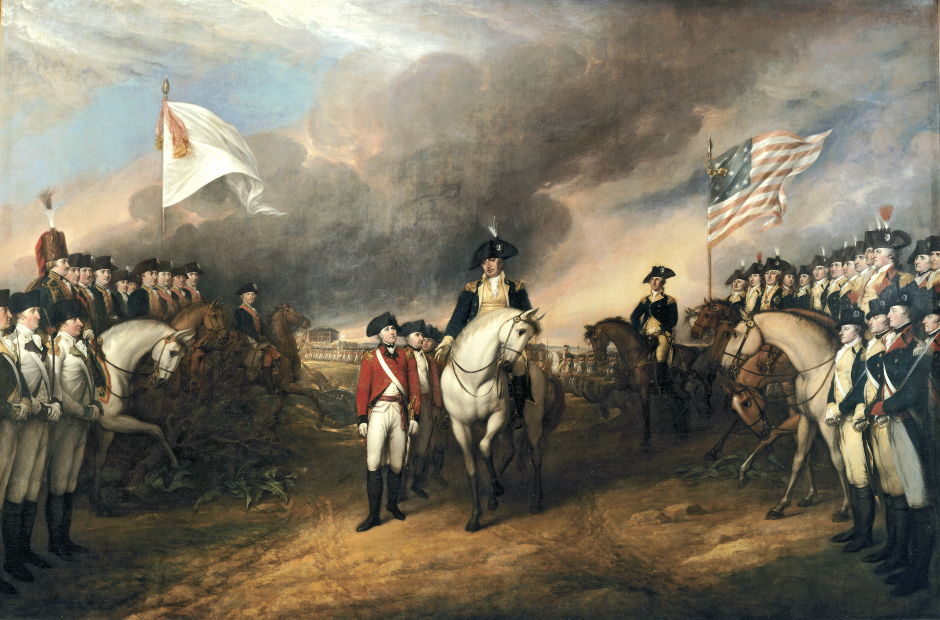 the american war of independence | Tumblr