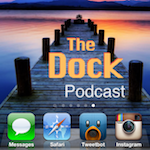 This is a picture of The Dock Podcast